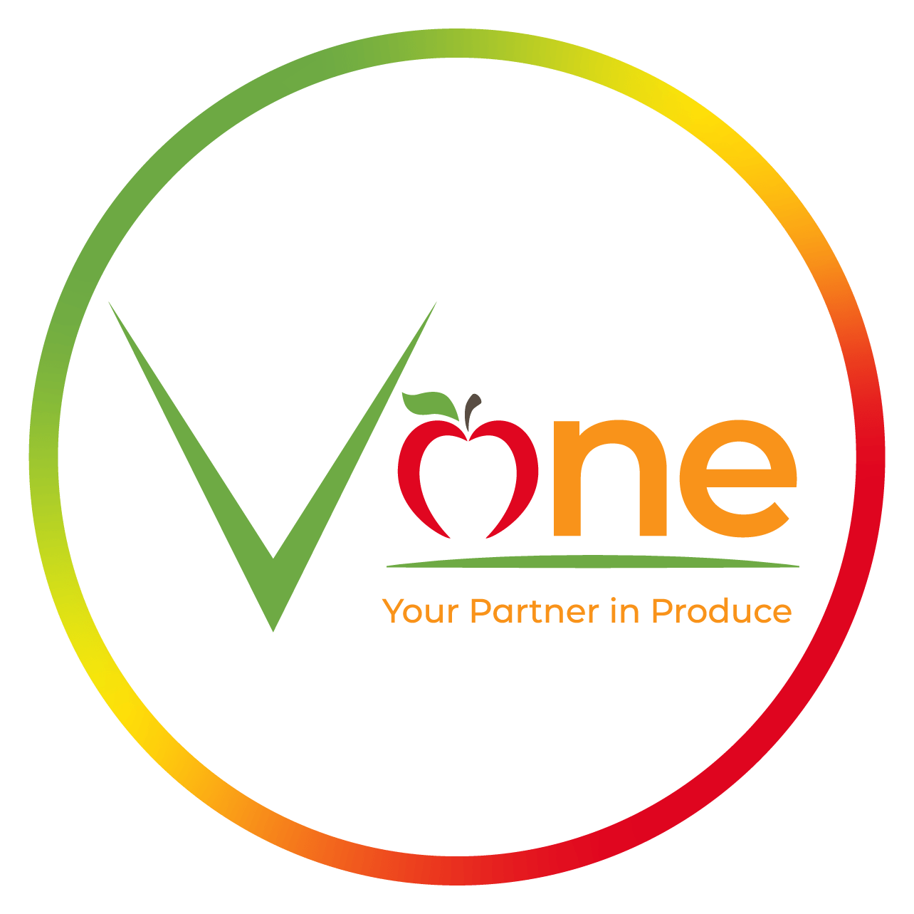 V One main logo